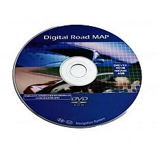 (E1A형)순정 시판 DVD지도 V17.1 버젼 최신형 ('19년 7월 27일 출시)