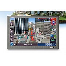 (T2Z2형)P683A 매립/거치겸용 아이나비  3D 내비게이션 8인치 TPEG (8GB)