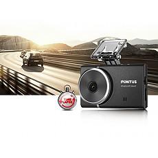 (N3H5형) 현대폰터스 GD300 2채널 FHD+HD 블루튜스 스마트 블랙박스