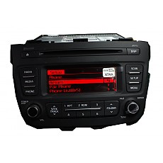 (R4K6) 중고 기아차  K5  오디오  블루튜스 CD MP3  3세대 (96170-2PDB0VA)