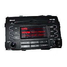 (R4S3형) 쏘렌토R MP3 CD 블루튜스 오디오(96150-2P000AMCA) 자출 중고