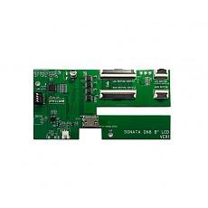 (D4H15형) 소나타(DN8) 8인치군 인터페이스 CVI-620T-5.2G-DN(8) 셀토스 베뉴 K5