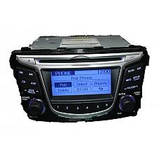 (R4A2) RB 엑센트  블루투스  CD MP3  오디오 PA710(96170-1R050GU)  중고