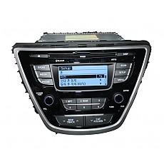 (R4M4)  아반떼 MD 3세대 BT CD  오디오(AM100MDDG4X4, 76170-3X0054X4)  중고