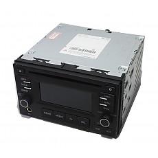 (R4B5)  24V  그랜버드 버스  CD MIC  USB AUX 순정 오디오 AUC11LMDG (96180-8L000)  중고