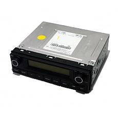 (R4H6)  24V 메가트럭  마이티  USB AUX FM/AM  1DIN 순정오디오 AUC13MFGG(96140-5D100)  중고