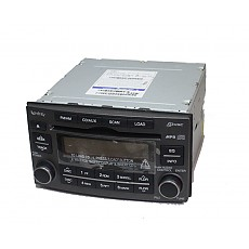 (R4C7) 카렌스 MP3 6CD 오디오(96170-1D1013W) 중고